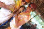 Фото с фестиваля красок Холли 29.07.18