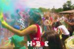 Фестиваль красок Холли.